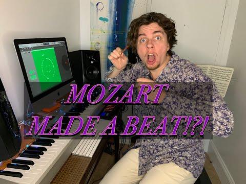 IF MOZART MADE A BEAT   Classical Music Beat   Orchestral Beat   Chill Beat   Orchestra Beat  