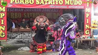 TENDA BIRU. Voc  EVA. TURONGGO SATRIYO MUDO. (LIVE  CANDI SIMPING 24-03-2019)