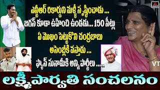 LakshmiParvathi Sensational Comments on Chandrababu Naidu Defeat in AP Elections Result   Mirror TV