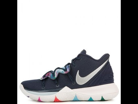 202475089140 FIRST LOOK  KYRIE IRVING 5 THIRD EYE MULTI COLOR