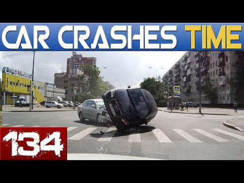Dashcam Accidents Compilation - August 2016 - Episode #134 HD