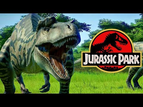 The History of the Albertosaurus in the Jurassic Park Franchise