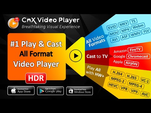 CnX Player ( iPhone ) - Features