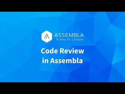 Code Review in Assembla