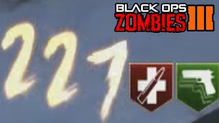 """""""HIGHEST ZOMBIES ROUND EVER"""" IN Black Ops 3 Zombies! WORLD RECORD ZOMBIES ROUND! The Best In Zombies"""