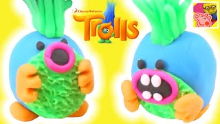 Learn How to Make Bird From Play-Doh 👹 Trolls Full Movie 👹 Craft Videos For Kids 🎨 Crafty Kids