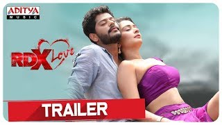 RDX Love Trailer || Paayal Rajput, Tejus Kancherla, C Kalyan || Haappy Movies