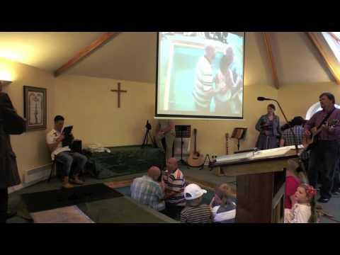 Baptisms of Romani Gypsies, Wales