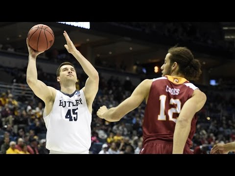 Winthrop vs. Butler: Game Highlights