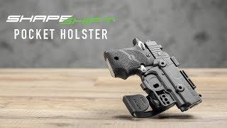 ShapeShift Pocket Holster For Concealed Carry - Alien Gear Holsters