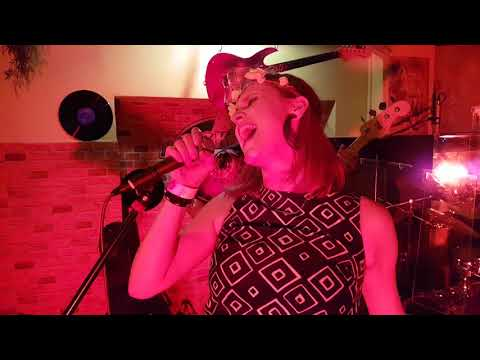 RUSTY NAIL  -  předvánoční  mejdan 2017  v Rock baru Eso Nový Jičín