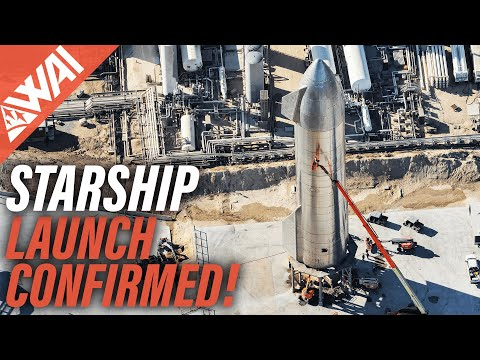 SpaceX Starship: Launch Confirmed!