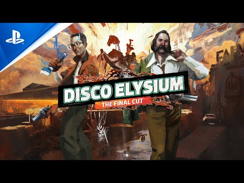 Disco Elysium - The Final Cut - Date Reveal Trailer | PS5, PS4