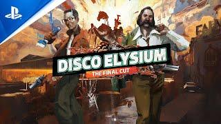 Disco Elysium - The Final Cut - Date Reveal Trailer | PS5, PS4