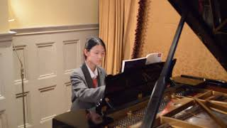 Helen Wei - Sonata in B minor