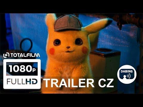 Pokémon: Detektiv Pikachu (2019) CZ dabing HD trailer