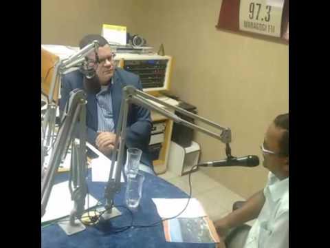 Em entrevista a Radio Maragogi FM 97.3 O Prefeito eleito Pel Lages