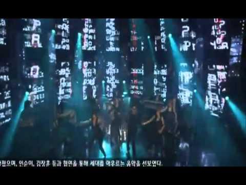 [PRE DEBUT] Cho PD ft Jung Seul Gi - It's an Act