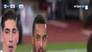 Arsenal ya fanya kitu mbaya kwa Ludogorets tazama hapa (UEFA-19/10/2016)