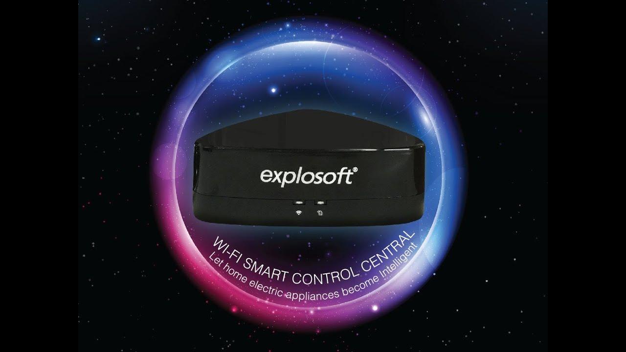 Explosoft 智能精明家居系统