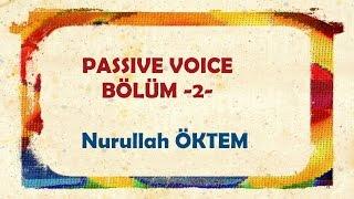 İngilizce Dersi 73 - Passive Voice Bölüm 1