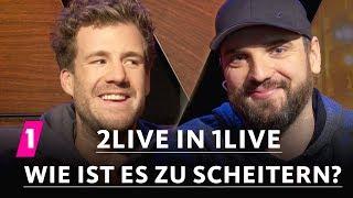 Baixar 2LIVE in 1LIVE - Wann bist du gescheitert? | 13/2 | Luke Mockridge & Ingmar Stadelmann