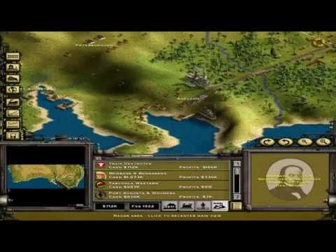 Railroad Tycoon 2 Platinum - 15 - Classic Campaign: Which Way to the Coast
