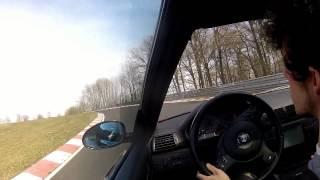 BMW E46 M3 - Nordschleife Adenauer Forst Drift