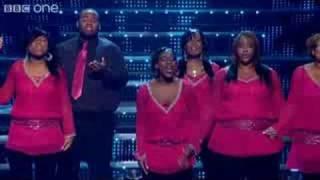 Revelation: Lovely Day - Last Choir Standing - BBC One