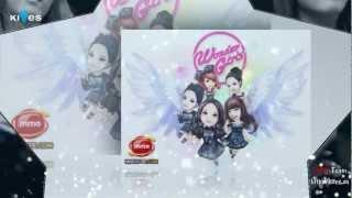 [Vietsub Kara] Wonder Girls - Wonder Love (Japanese)