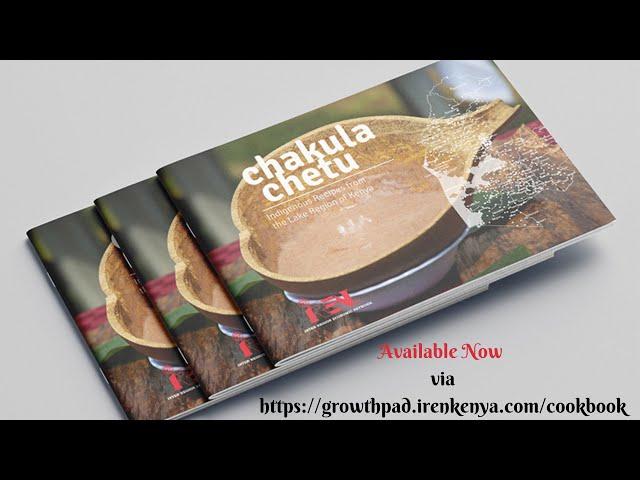 Chakula Chetu  |  An Indigenous Recipe Book