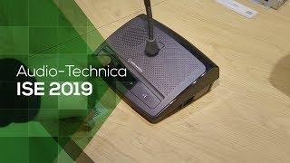 Audio-Technica ATUC-IR - nowy system konfernecyjny (ISE)