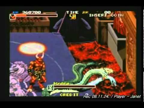 Death Brade(Mutant fighter)  Minotaur-1CC