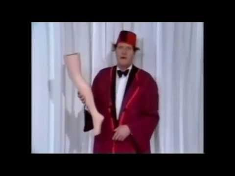 Tommy Cooper - Don`t Jump Off The Roof Dad