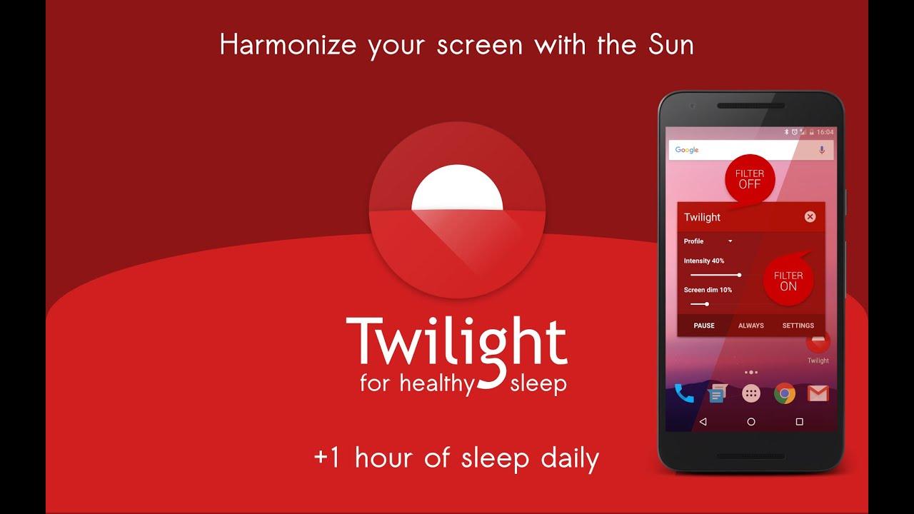 Twilight App