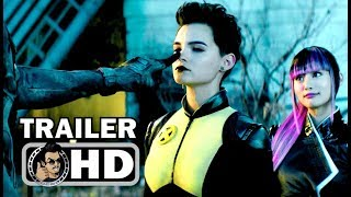 DEADPOOL 2 Official International Trailer #2 (2018) Ryan Reynolds Marvel Movie HD