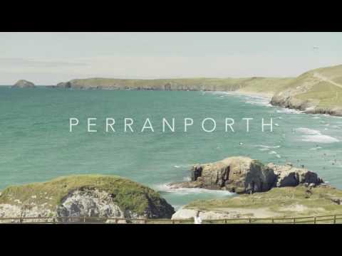 Beautiful Cornwall in beautiful 4K , St Ives, Gwithian, Perranporth
