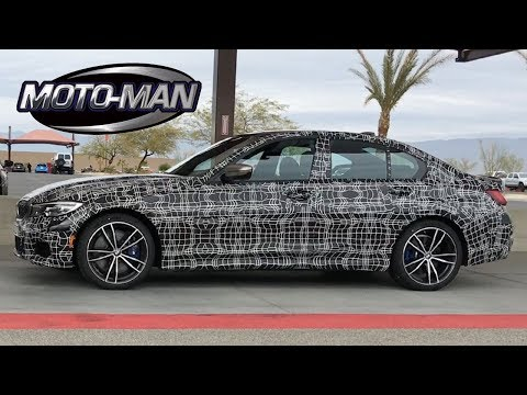 2020-bmw-m340i-xdrive-g20-3-series-*on-track*-first-drive-review-&-tech-review