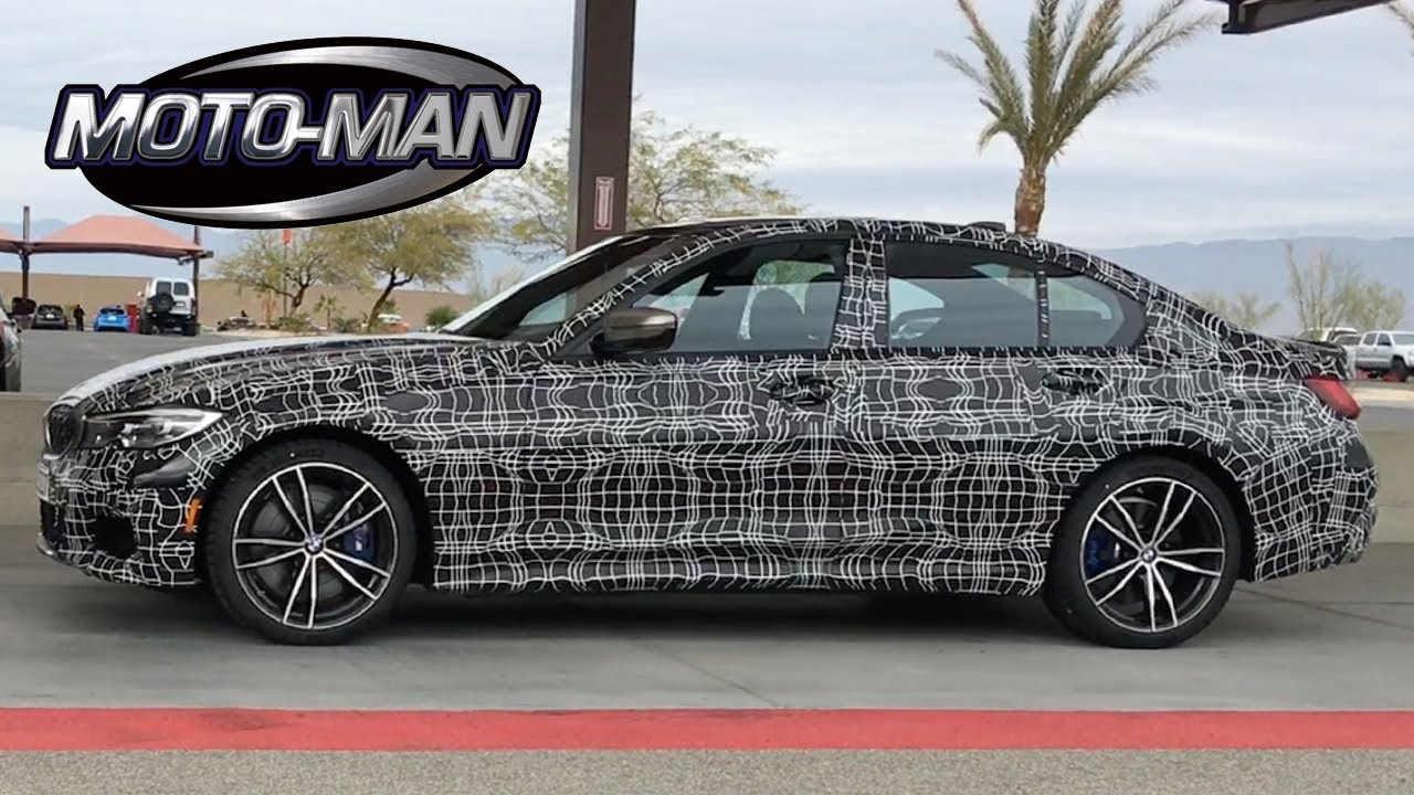 2020 Bmw M340i Xdrive G20 3 Series On Track First Drive Review
