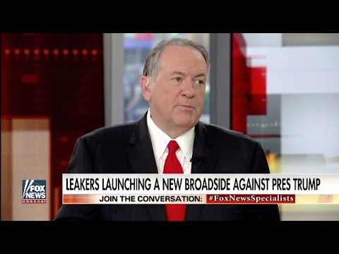 MIKE HUCKABEE ISSUES URGENT WARNING ABOUT PLOT AGAINST TRUMP!