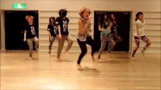 DANCE SPACE Q 【ゆきPOM】Girl's HIP HOP
