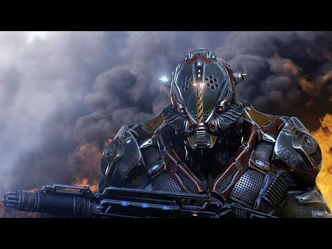Sci Fi Movies 2017 - Robot War Movie - Best Hollywood Action Movies