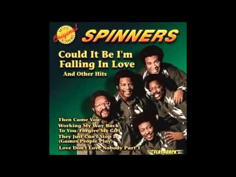 The Spinners-Could It Be I'm Falling In Love