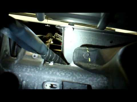 Ford e350 vents stuck on defrost doovi for 04 explorer blend door actuator
