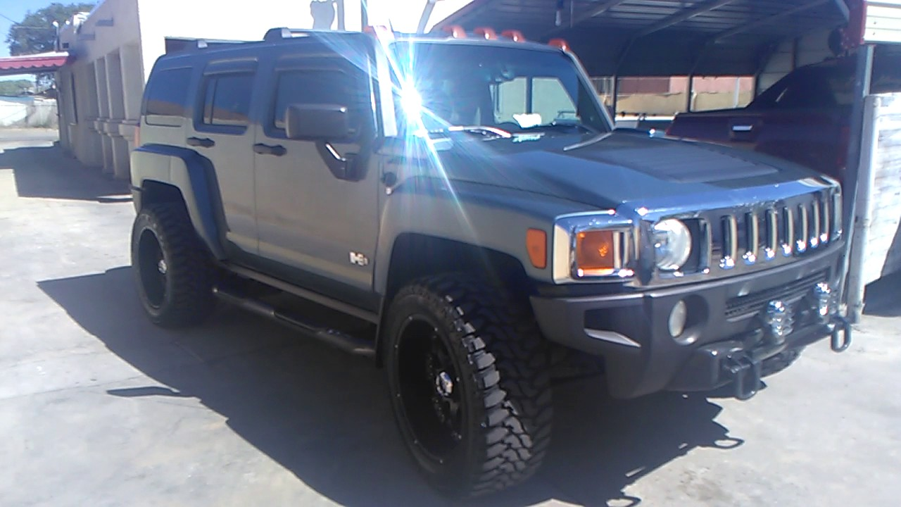 Hummer h3 youtube vanachro Image collections