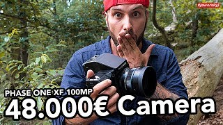 48000€ camera 😳what its like to use phase one xf 100mp
