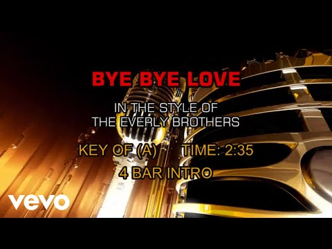 The Everly Brothers  e e Love Karaoke