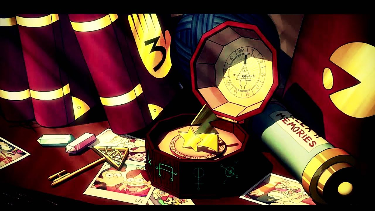 Gravity Falls Hd Wallpaper 1 Gravity Falls Ost Music Box 2016 Youtube