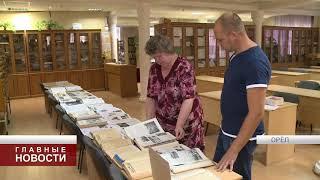 В Орле открылась выставка в память о вступлении России в Первую Мировую войну