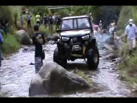 Batu malang indonesia offroad